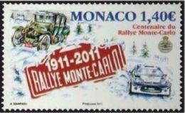 """Monaco YT 2759 """" Rallye De Monte-Carlo """" 2011 Neuf** - Monaco"""