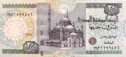 Egypt 20 Pounds, P-65o (7.2.2016) - UNC - Aegypten