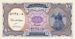 Egypt 10 Piastres, P-189b (L.1940) - UNC - Aegypten