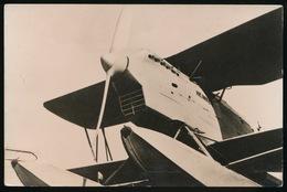 FOTOKAART - HEINKEL HE 60 - ZEEVERKENNER V.D. DUITSCHE LUCHTMACHT - 1939-1945: 2ème Guerre