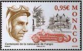"""Monaco YT 2761 """" Juan Manuel Fangio """" 2011 Neuf** - Monaco"""