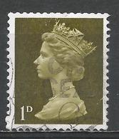 Great Britain 1968. Scott #MH2 (U) Queen Elizabeth II * - 1952-.... (Elizabeth II)