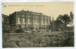 CPA - Carte Postale - Belgique - Marchienne Au Pont - Hôpital Du Sacré Coeur - 1928 (SV6778) - Charleroi