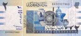 Sudan 2 Pounds, P-65 (9.7.2006) - UNC - Soudan