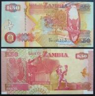 Zambia 50 Kwacha 2006 UNC FdS - Zambie