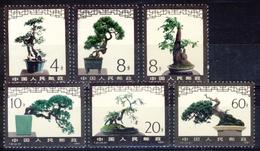 China - PRC 1981 - Miniature Landscapes Complete Series MNH** (see Description) 1 Images - 1949 - ... Volksrepublik