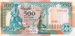 Somalia 500 Shilin, P-36c (1996) - UNC - Somalia