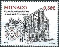 "Monaco YT 2776 "" La Cathédrale"" 2011 Neuf** - Monaco"