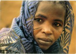 NIGER  Jeune Fille - Niger