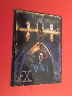 126-150 : TRADING CARD TOPPS SERIE TELE X-FILES MULDER SCULLY : N°17 COMA - X-Files