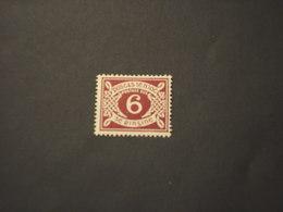 IRLANDA - TASSE - 1940/53 CIFRA 6 P. - NUOVO(++) - Segnatasse