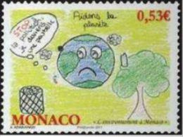 """Monaco YT 2784 """" Dessin D'enfant """" 2011 Neuf** - Monaco"""