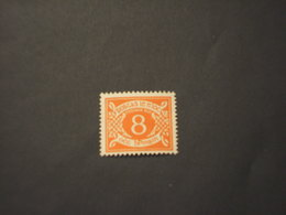 IRLANDA - TASSE - 1960/9 CIFRA 8 P. - NUOVO(++) - Segnatasse