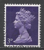 Great Britain 1968. Scott #MH5 (U) Queen Elizabeth II * - 1952-.... (Elizabeth II)