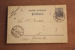 ( 1202 ) DR GS P 44b  II  Gelaufen -   Erhaltung Siehe Bild - Allemagne