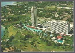 CP Cote D'Ivoire, ABIDJAN ,Hôtel Ivoire : Vue Aérienne - Hotels & Restaurants