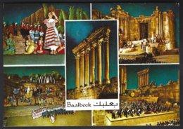 CP Krüger 987.146 -LIBAN: Spectacles Divers Au Festival International De Baalbeck - Liban