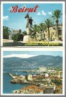 LIBAN Carnet 10 CP Beirut Selected Photographs-différentes Vues Diverses Edit.:Telko-Sport - Liban