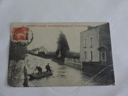 Trentemoult-lès-Nantes - Inondations Déc 1910 - La Route De Norkhouse Ref 2062 - France