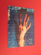 151-175 : TRADING CARD TOPPS SERIE TELE X-FILES MULDER SCULLY : N°28 LE VAISSEAU FANTOME - X-Files