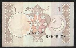Pakistan BANKNOTE 1 Rupees  Signature M.Younus Khan - Pakistan