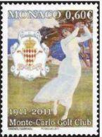 "Monaco YT 2793 "" Golf Club "" 2011 Neuf** - Unused Stamps"