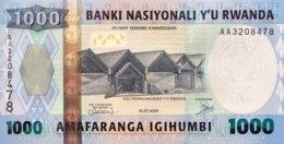 Rwanda 1.000 Francs, P-31 (1.7.2004) - UNC - Ruanda