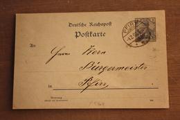 ( 1208 ) DR GS P 44a  II Gelaufen -   Erhaltung Siehe Bild - Postwaardestukken
