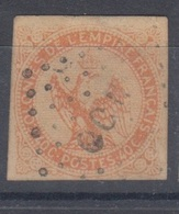 #133# COLONIES GENERALES N° 5 Oblitéré Losange OCN (Océanie) - Aigle Impérial