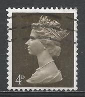 Great Britain 1967. Scott #MH6 (U) Queen Elizabeth II * - 1952-.... (Elizabeth II)