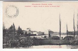 CP , 88 , DOMRÉMY , Meuse, Église Et Maison De Jeanne D'Arc - Domremy La Pucelle