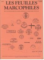 Les Feuilles Marcophiles N°252 - 1° Trimestre 1988 - Magazines: Abonnements