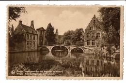CPA - Cartes Postales- Belgique - Brugge - Pont Du Béguinage Et Du Presbytère  -1947 - S4557 - Damme