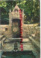29-  DAOULAS- LA FONTAINE GOTHIQUE CONSTRUITE EN 1550 PAR L' ABBE OLIVIER DU CHATEL  -FINISTERE - Daoulas
