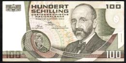Austria 100 Shillings 1986 Schilling Osterreich Scellini - Poco Circolata - Austria