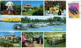 AUSTRALIA  MILDURA  Multiview  Nice Stamp - Mildura