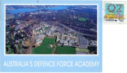 AUSTRALIA  CANBERRA  Defence Force Academy  Stadium Estade Estadio Stadio  Nice Stamp Living Together - Canberra (ACT)
