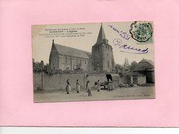Carte Postale - BOSMONT - D02 - L'Eglise - Autres Communes