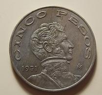 Mexico 5 Pesos 1971 - Mexico