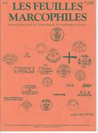 Les Feuilles Marcophiles N°254 - 3° Trimestre 1988 - Magazines: Abonnements