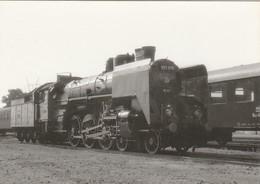301-019 STEAM TRAIN - HUNGARY - Eisenbahnen