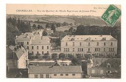 Charolles -  Vue Du Quartier De L'ecole Superieure De Jeunes Filles -  CPA° - Charolles