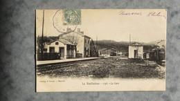 CPA-13-LA BOUILLADISSE-La Gare - La Bouilladisse