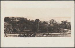 Looking South From Averhill On Canandaigua Lake, New York, C.1930 - AZO RPPC - NY - New York