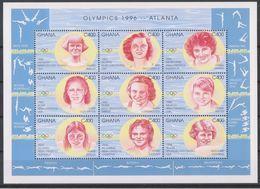 Olympische Spelen  1996 , Ghana - Summer 1996: Atlanta