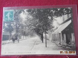 CPA - Epinay - Le Boulevard De La Briche - France