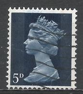 Great Britain 1968. Scott #MH8 (U) Queen Elizabeth II * - 1952-.... (Elizabeth II)