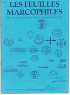 Les Feuilles Marcophiles N°256 - 1° Trimestre 1989 - Magazines: Subscriptions