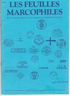 Les Feuilles Marcophiles N°256 - 1° Trimestre 1989 - Tijdschriften: Abonnementen
