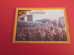 176-200 : N°44  TRADING CARD De 1964 !!! FILM BATTLE OF BRITAIN Publié Par CHEWING GUMS A&BC - X-Files